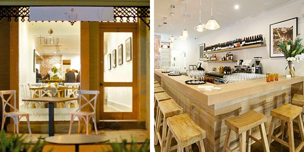 Tulip Restaurant & Bar